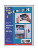 Magtech Magnetic Photo Pockets 13cm . x 18cm . pack of 1 [PACK OF 12 ]