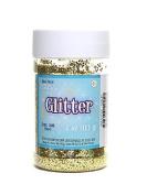 Advantus Corp Glitter gold 120ml shaker bottle [PACK OF 6 ]