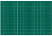 OLFA 9832 NCM-L 60cm x 90cm Self-Healing Cutting Mat, Green