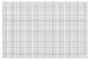 OLFA 9862 TCM-L Translucent 60cm x 90cm Self-Healing Cutting Mat