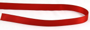 Kel-Toy Double Face Satin Ribbon, 1.6cm by 25-Yard, Red