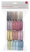 American Crafts Value Pack Ribbon, Bakers Twine Basics, 5-Yard Spool