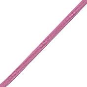Venus Ribbon B047850-TROPIC 0.5cm Rayon Middy Braid, 12-Yard, Tropical Pink