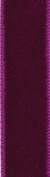 Entertaining with Caspari Purple Velvet Thin Ribbon, 4-Yard