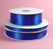 Papilion R07430538035050YD 3.8cm . Single-Face Satin Ribbon 50 Yards - Royal Blue