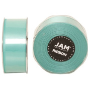 Tiffany Blue 3.8cm thick x 25 yards Spool of Double Faced Satin Ribbon - Sold individually