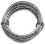 Ook/Impex Systems Group 50115 270cm 75-Lb. Stainless Steel Picture Hanging Wire