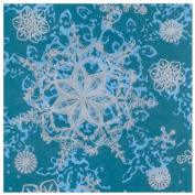 Decopatch paper 521 - snow flakes