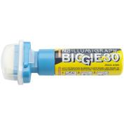 Zig 30mm Illumigraph Biggie Wide Tip Marker, Light Blue