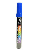 Marvy Uchida Decocolor Acrylic Paint Markers blue [PACK OF 6 ]