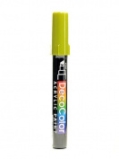 Marvy Uchida Decocolor Acrylic Paint Markers celery [PACK OF 6 ]