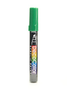 Marvy Uchida Decocolor Acrylic Paint Markers green [PACK OF 6 ]