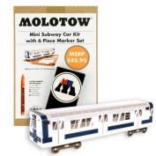 Molotow Mini Subway Car Kit Marker Set