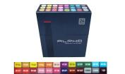 Alpha EF 24 R Grafikmarker 24er Set Box Design Marker
