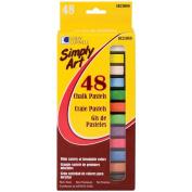Loew Cornell 1021088 Simply Art Chalk Pastels