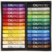 Mungyo Gallery Oil Pastels Cardboard Box Set of 24 Standard - Assorted Colours