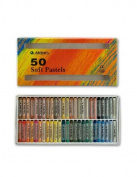 Marie's Soft Pastels Set of 50 - Assorted Colours