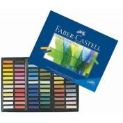 Faber Castell Set of 72 Half Stick Pastels