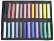 Blockx Pastel 24 Pure Colour Basic Set