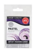 Pastel Artist Trading Cards - 12 Count