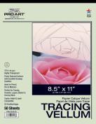 Pro Art Tracing Vellum Paper Pad