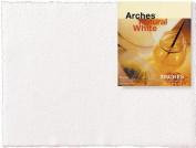 Arches Watercolour Paper 140 lb. rough white 60cm . x 80cm . sheet