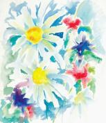 Fabriano Studio Watercolour Paper 90 lb. Cold Press 100-Sheet Pack 23cm x 30cm