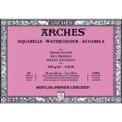 Arches Block 140LB Hot Press 12X16
