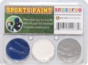 Snazaroo Cowboys/Lions Colour Pack Face Makeup Paint Kit