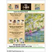 FolkArt One Stroke High Definition Paint Packs - River Birches