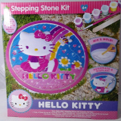 Hello Kitty Stepping Stone Kit