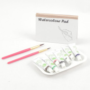 Apples to Pears Miniature Watercolour Set Gift in a Tin