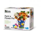 Paint A Flower Pot