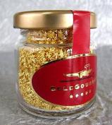 Gold Gourmet Edible 23K Gold Flakes 1 Gramme
