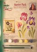Donna Dewberry One Stroke Starter Pack -Tulips & Irises