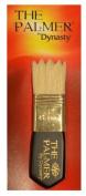 The Palmer by Dynasty - 2.5cm White Bristle Wave Palmer Brush