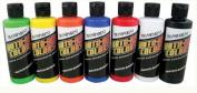 Auto Air Colours Airbrush Paint Transparent Set - 4963-00