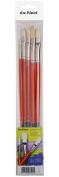 Da Vinci 4240 Maestro 2 Artist Hog Bristle 5 Brush Set
