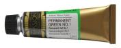 Mission Gold Water Colour, 15ml, Perm Green No.1