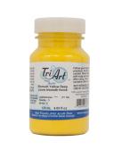 Tri-Art High Viscosity Paint, 120ml, Deep Bismuth Yellow