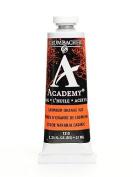 Grumbacher Academy Oil Colours cadmium orange hue 35ml [PACK OF 3 ]