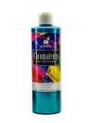 Chroma Inc. ChromaTemp Pearlescent Tempera Paint turquoise 500 ml [PACK OF 3 ]