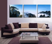 ASIA MODERN ABSTRACT WALL ART PAINTING ON CANVAS NEW Style ! (NO FRAME?with Peak welcoming pine