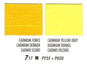 Blockx Cadmium Yellow Deep Oil Paint, 200ml Tube