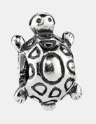 Crystal Rhinestone Turtle FOR Troll Biagi Pandora