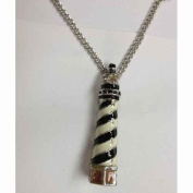 Cape Henry Lighthouse Pin or Pendant Necklace
