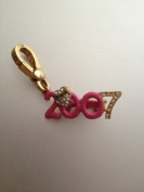 Juicy Couture 2007 Glasses Charm