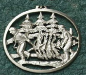 Hampshire Pewter - Bringing Home the Tree