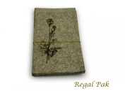 Regal Pak 100 Silver Jewellery Paper Bags 15cm By 23cm