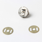 10 Sets Magnetic Bag Clasps 18mm